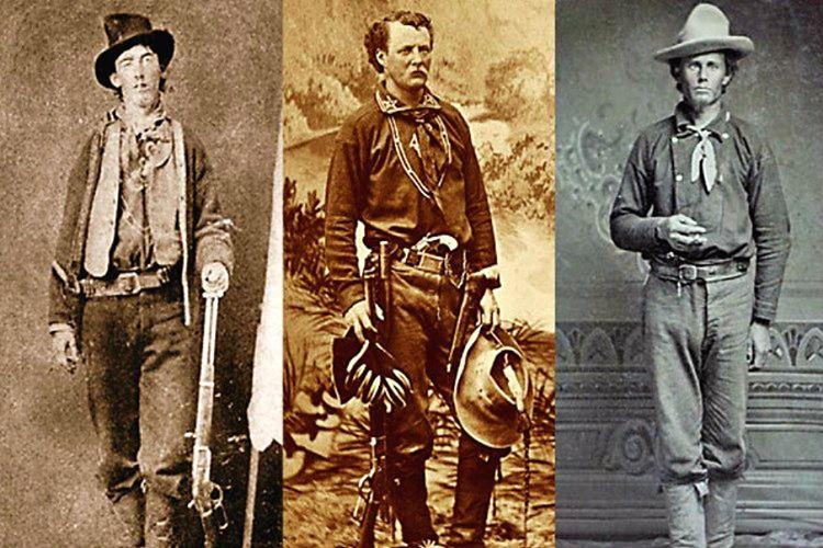 Buldukları alışılagelmiş bir kovboy fotoğrafı değildi, Billy The Kid'in Düzenleyiciler adındaki çetesine aitti.