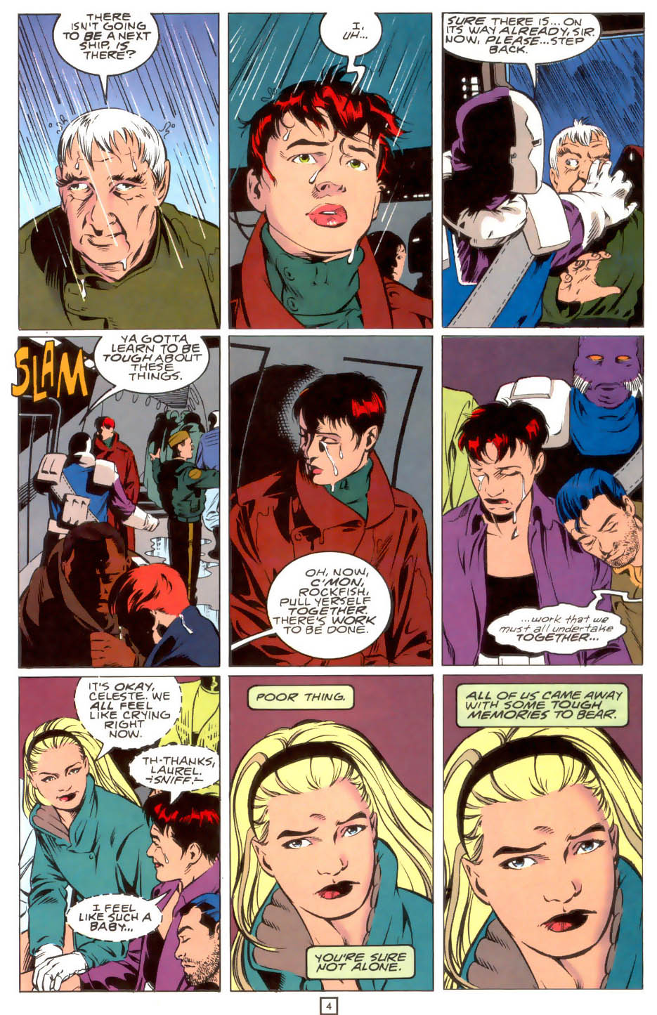 Legion of Super-Heroes (1989) 39 Page 4