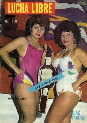 Irma Gonzalez and Irma Aguilar