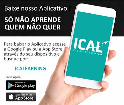 ICAL – Plataforma Online de Inglês para Aviação