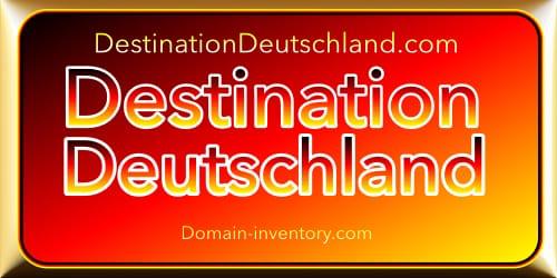 DestinationDeutschland.com