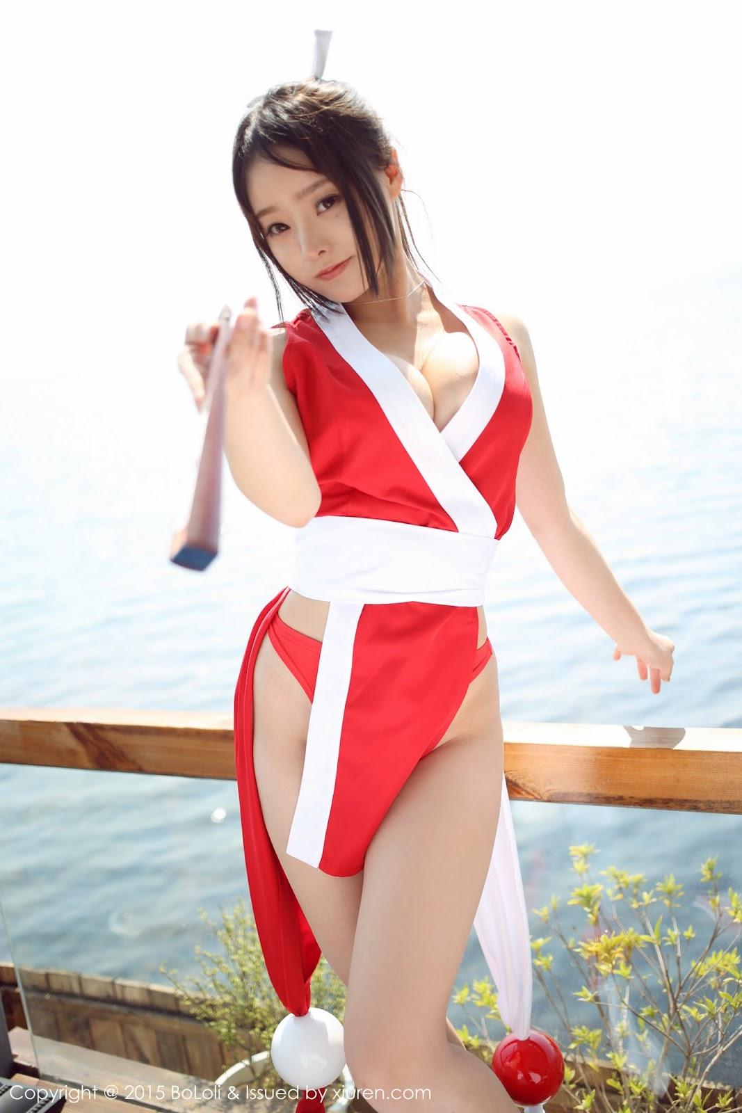 0011 - BOLOLI VOL.17 SEVENBABY Hot Girl Nude