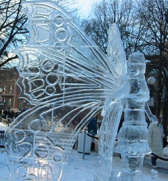 amazing ice sculpture wallpapers - photo #40