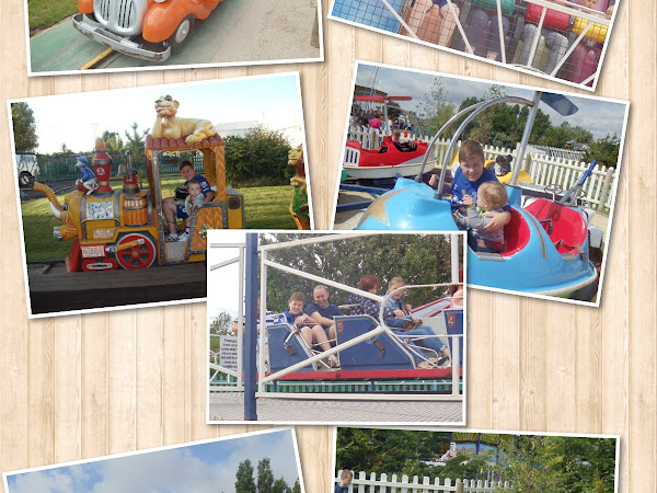 #OurSummerDays Day 22 at Butlins, Skegness - The Fairground