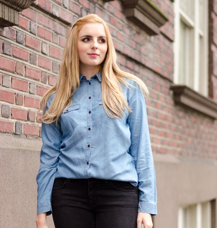 What to Wear with a Chambray Shirt