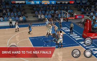 NBA LIVE Mobile Mod APK Mod Money