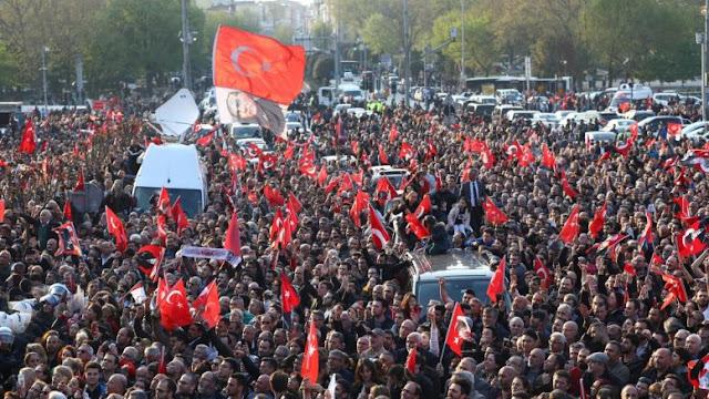 Η Τουρκία του Ερντογάν δεν θέλει την Δύση