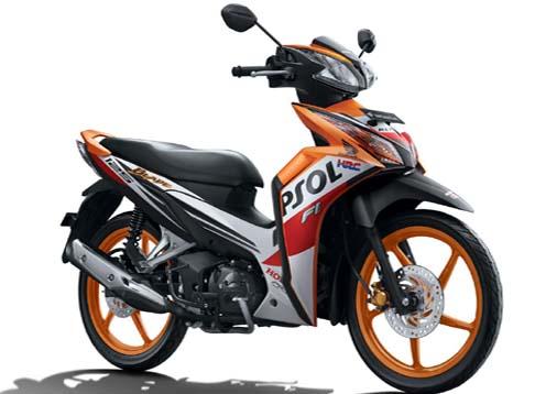 Spesifikasi dan Harga Honda Blade 125 FI Terbaru