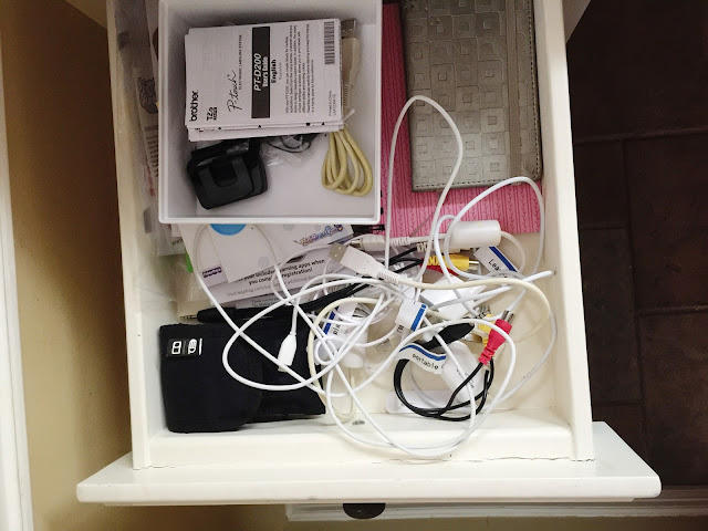 Can the KonMari method of tidying really change your life?  Week 9: electronics and music