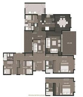 Planos de casas modelos y dise os de casas cuanto cuesta un plano de una casa - Cuanto cuesta construir un chalet ...