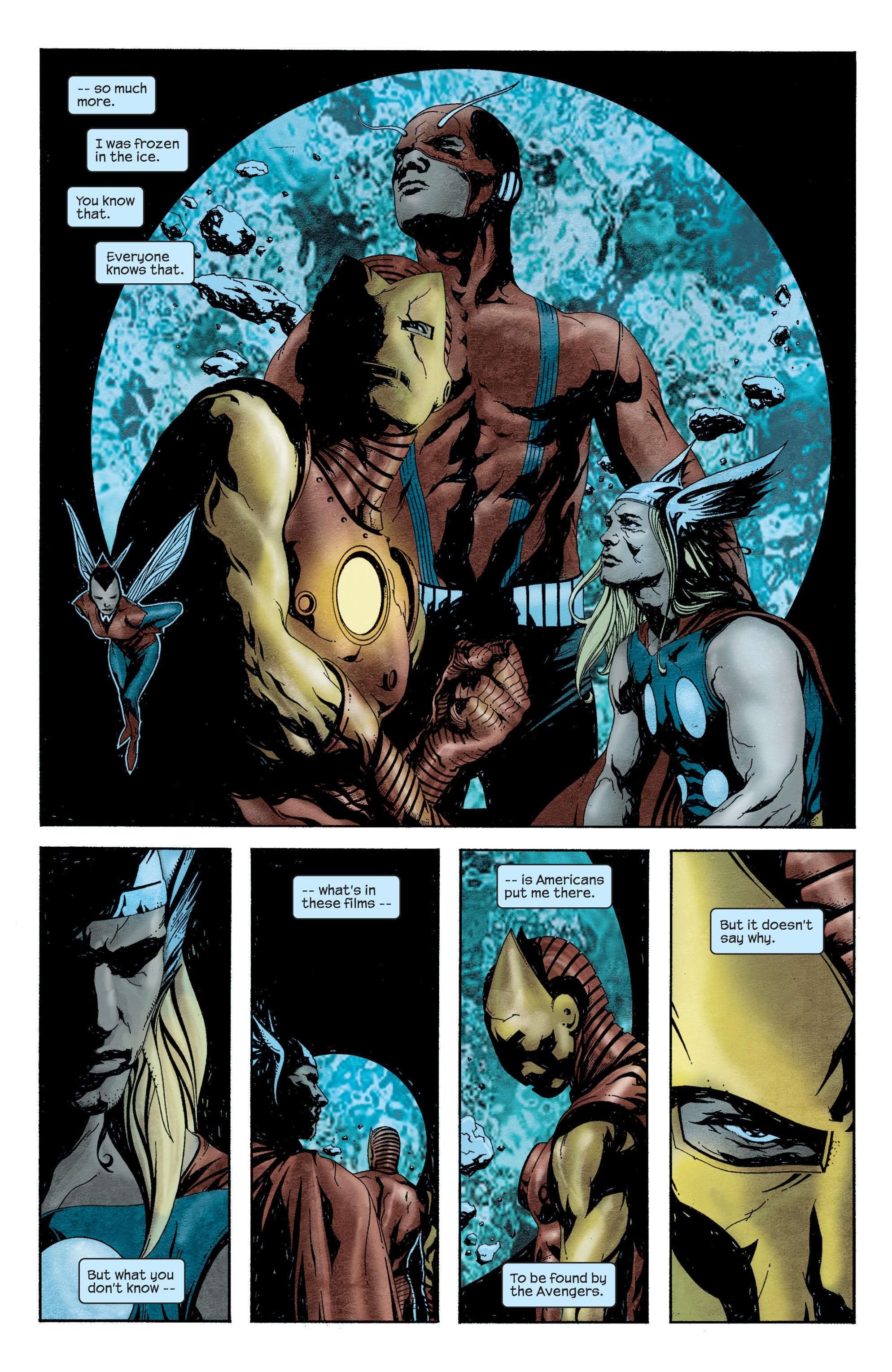 Captain America (2002) Issue #13 #14 - English 12