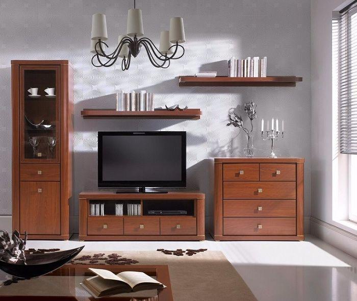 Lựa chọn kích thước kệ tủ tivi thích hợp cho phòng khách nhỏ