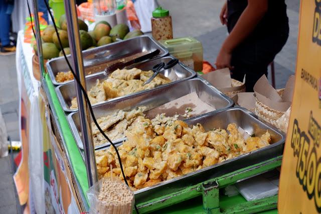 Batagor di Stand Kuliner Sobatku