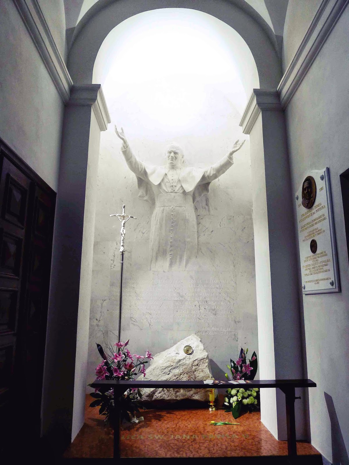 Pope John Paul II Memorial