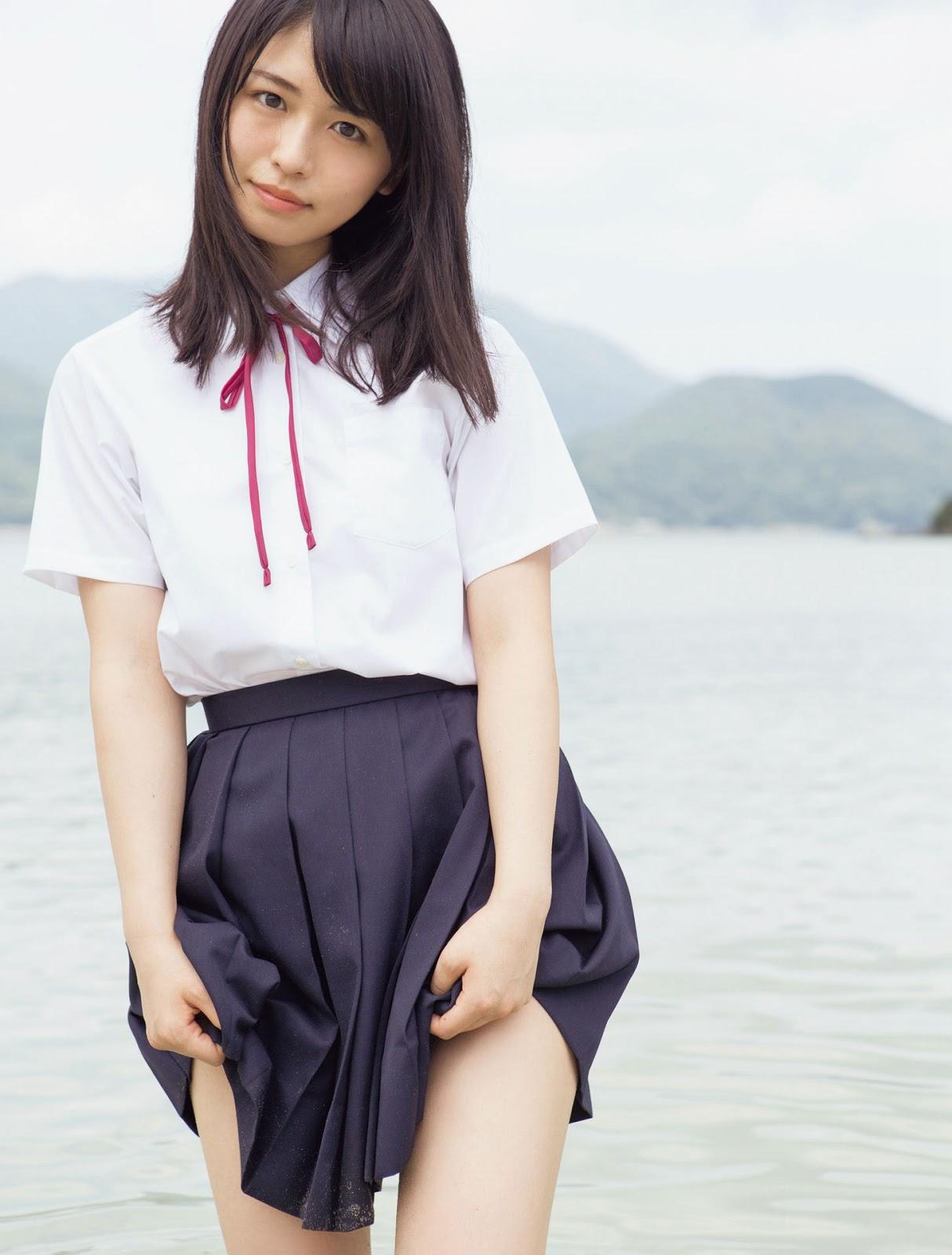 Nagahama Neru 長濱ねる, FRIDAY 2017.11.24 (フライデー 2017年11月24日号)