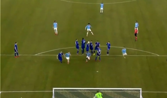 UCL Schalke Manchester City tabellino e highlights