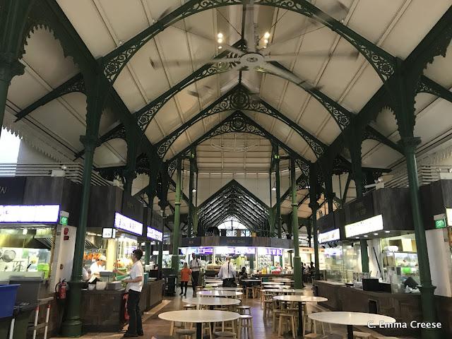 My travel journey - beginning in Singapore #travellinkup Adventures of a London Kiwi
