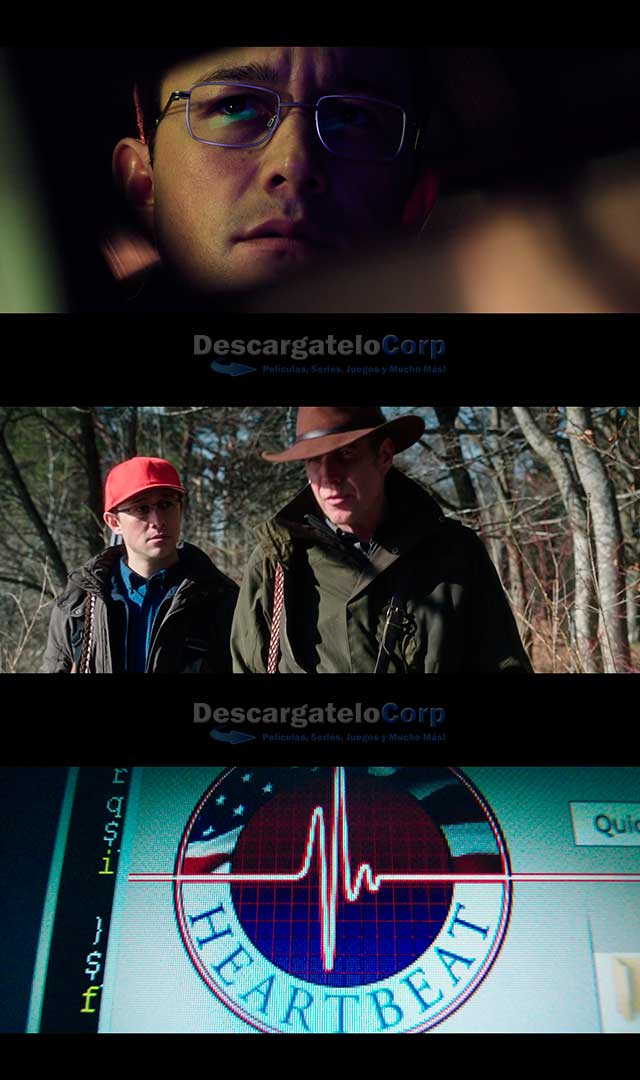 Snowden (2016) HD 1080p Español Latino