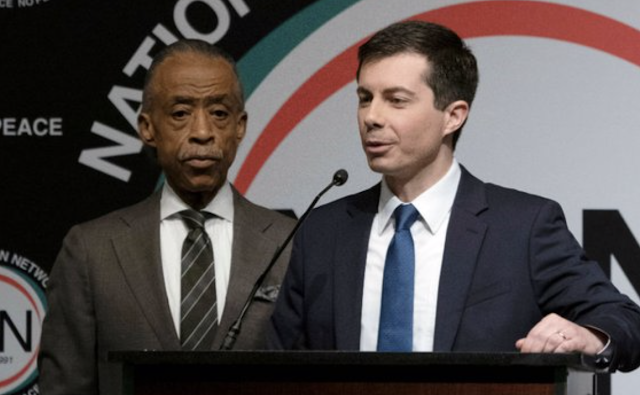 Buttigieg plans meeting with Al Sharpton