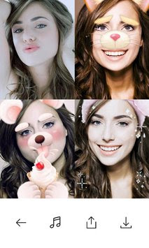 Free B612 selfie camera face APK Download For Android