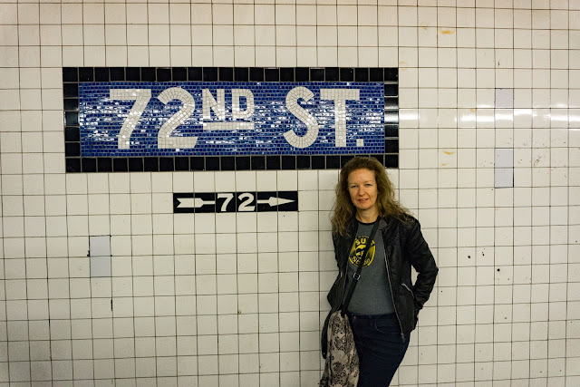 Jackie, Jack, Jacqueline, 72nd street, Manhattan, NY, New York, Subway