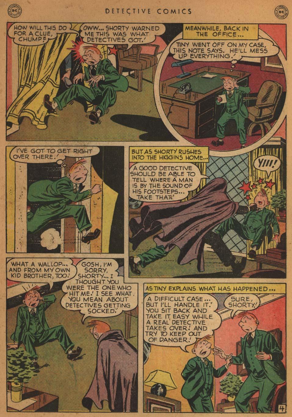 Read online Detective Comics (1937) comic -  Issue #152 - 27