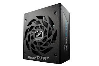 FSP Hydro PTM+ 850W, PSU Bersertifikat 80 PLUS Platinum dengan Liquid Cooling