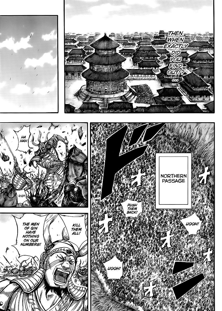 Kingdom - Chapter 419