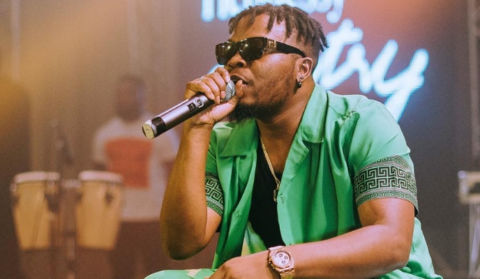 Olamide Advises Nigerians Over Police Issues