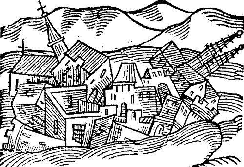 Encyclopedia Of Trivia Earthquake