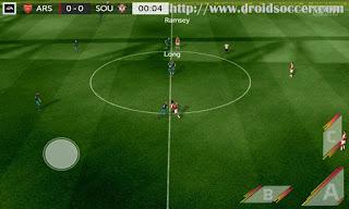 Download FTS 15 Mod FIFA 18 by Dimas Bagus Apk + Data Obb