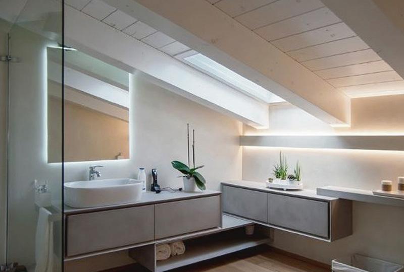 Iluminazione casa faretti da incasso e strisce led blog di arredamento e interni dettagli - Striscia led cucina ...