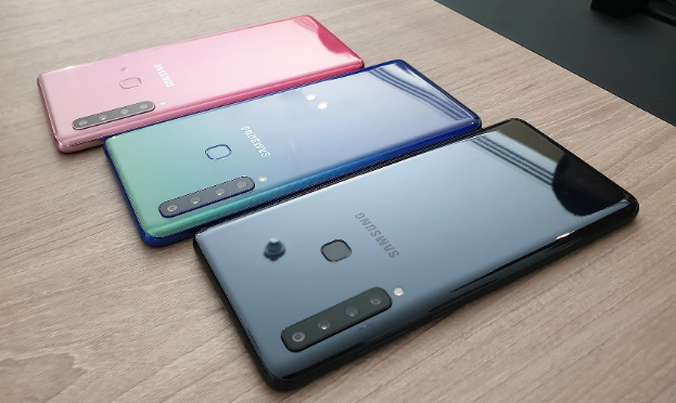 Samsung Galaxy A9 Is Here: The World's First Smartphone With 4 Cameras