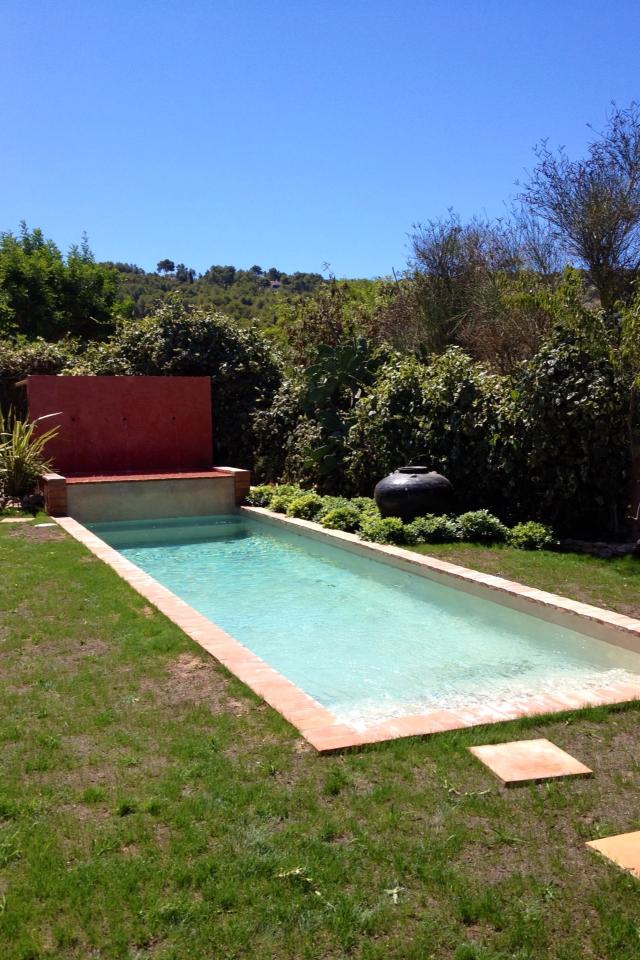 Piscinas de microcemento pavimentos de dise o - Microcemento para piscinas ...