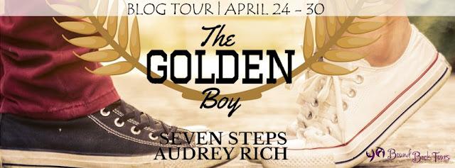 The Golden Boy tour banner