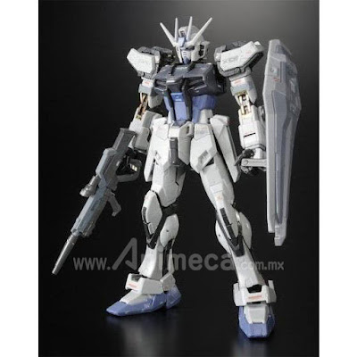 Strike Gundam GAT-X105 Deactive Mode Real Grade (RG) 1/144 Model Kit Mobile Suit Gundam SEED