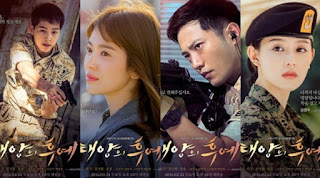 fakta unik descendants of the sun