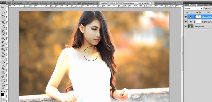 Langkah Editing