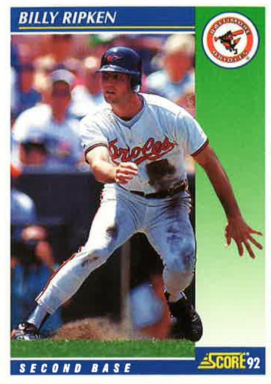 Hardball Heart 100 Baseball Cards From My Youth Part 1