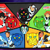 Officially Licensed Voltron Enamel Pin Set by Han Cholo