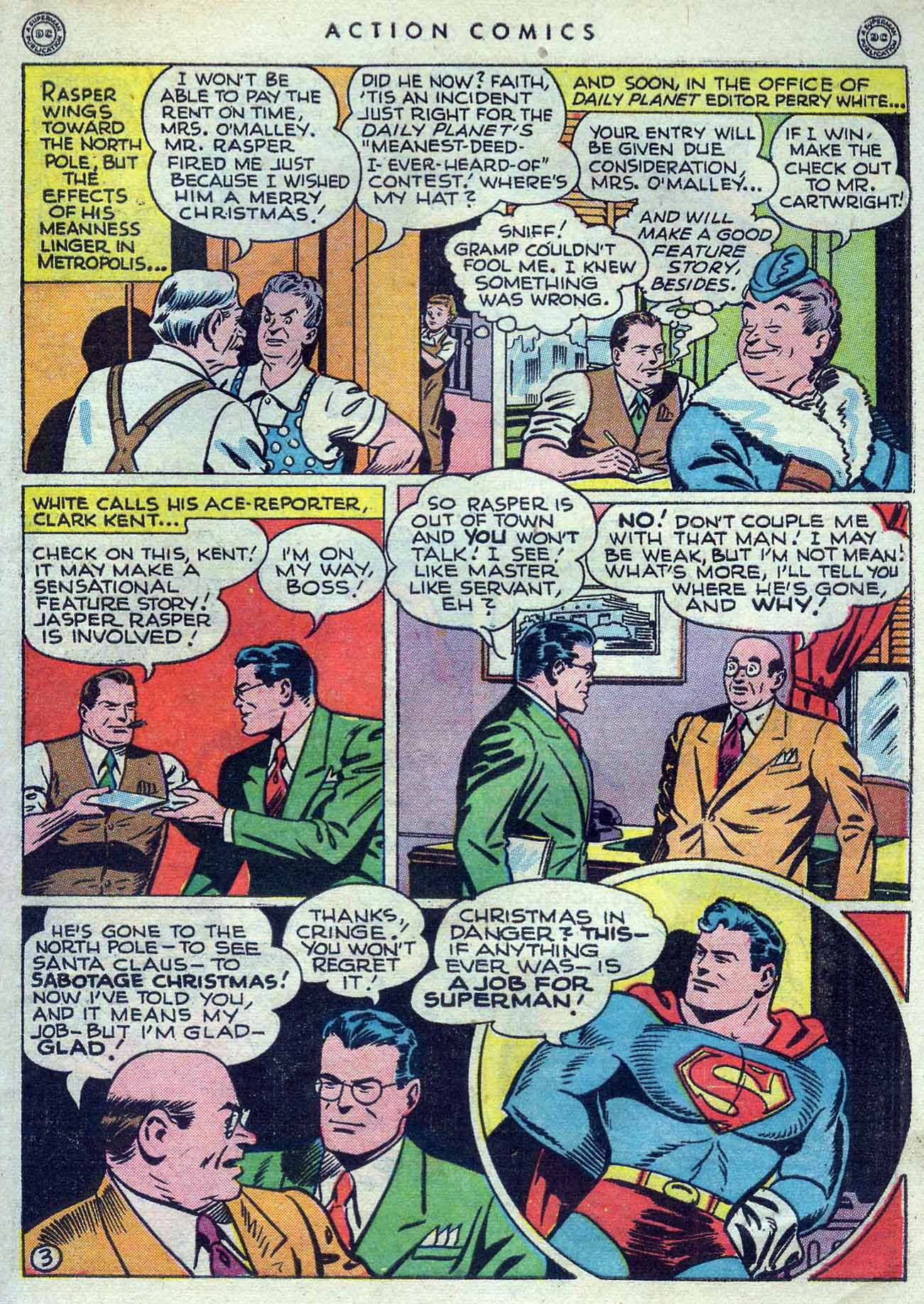 Read online Action Comics (1938) comic -  Issue #105 - 5