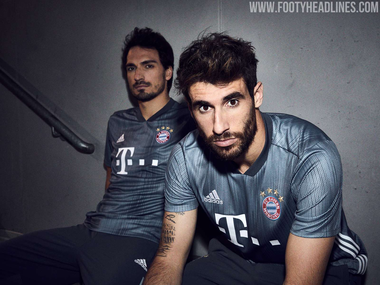 9a7eca874 Bayern Munich and Adidas just revealed the new 2018-2019 third kit.