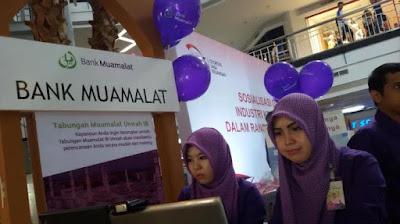 Lowongan Kerja Bank Muamalat Untuk Lulusan SMK