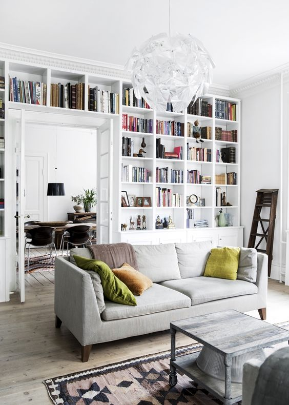 Decor Bookshelves | Decor Inspiration