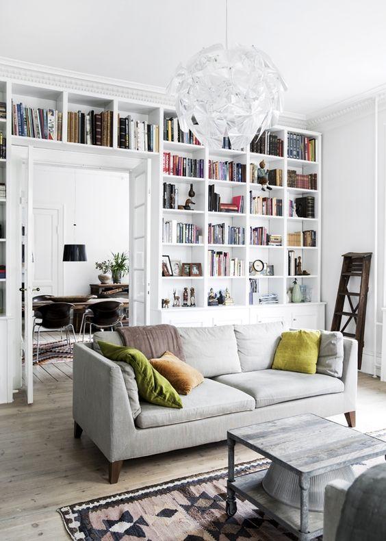 Decor Bookshelves | Decor Inspiration