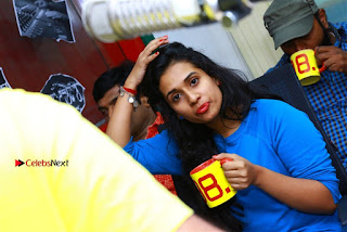 Sanjeev Chetana Uttej at Pichiga Nachav Song Launch at Radio Mirchi Pos  0022.jpg