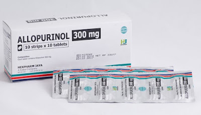 Harga Allopurinol Obat Asam Urat dan Gejala Terbaru 2017