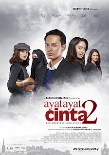 Download Ayat-Ayat Cinta 2 (2017) WEBDL