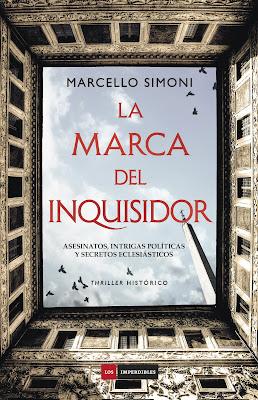 La marca del inquisidor - Marcello Simoni (2018)