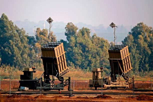 Israel's Iron Dome Aka-Rocket Killer